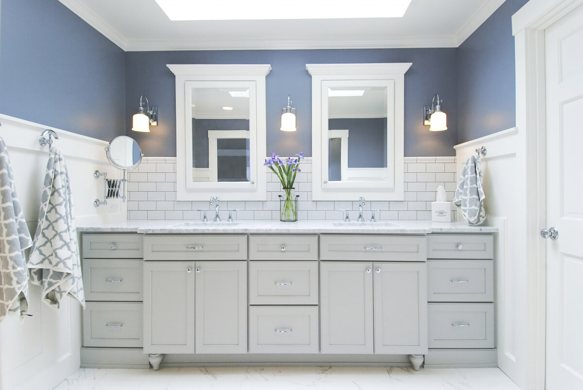 Design by Vawn Greany, CMKBD of Collaborative Interiors, Photo by Cora Brown Rock, Remodel by Homeworks by Kelly