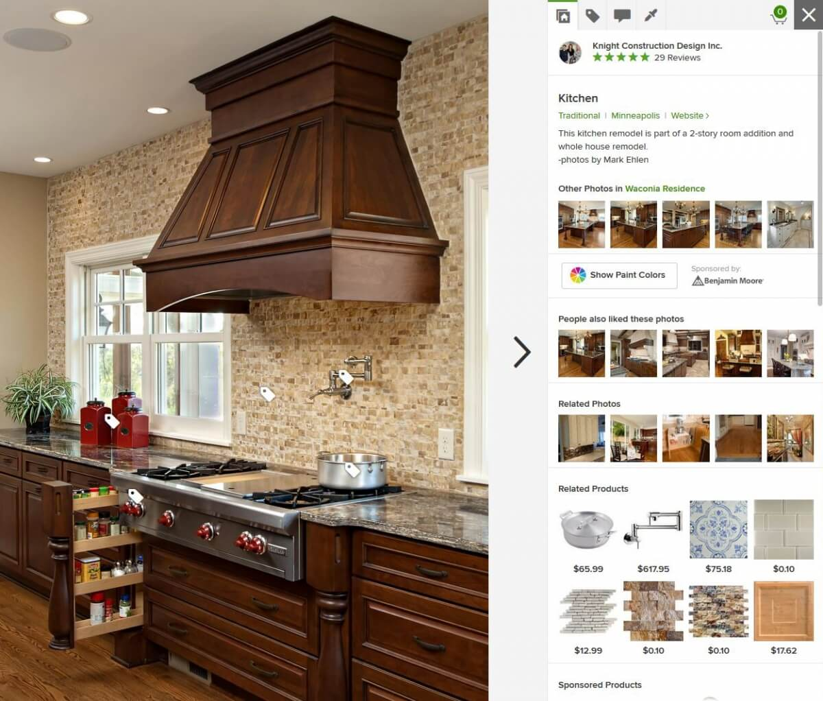 Dura Supreme kitchen by Knight Remodeling on Houzz