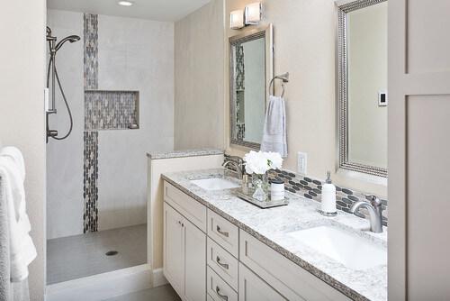 Dura Supreme Cabinetry designed by Creative Kitchen Designs, Inc.