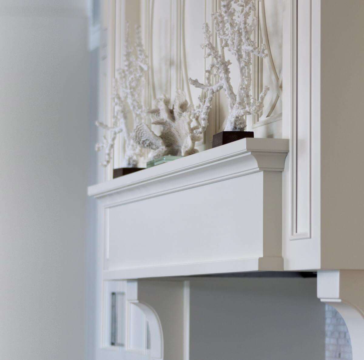 Dura Supreme Cabinetry design by Nanci Marsman of Standale Interiors, Michigan.