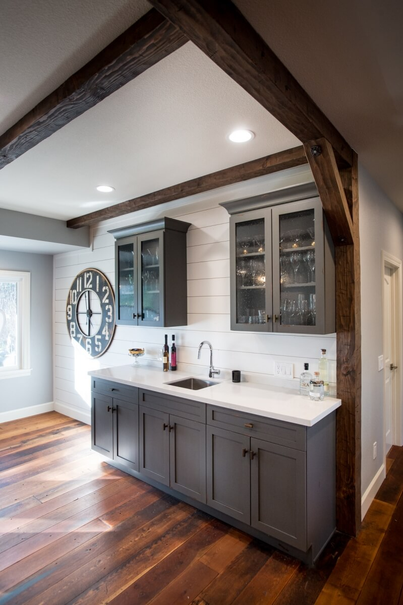 Dura Supreme Cabinetry by Modern Mountain Cabinetry, Loomis, CA-Designer-Erin Harvard