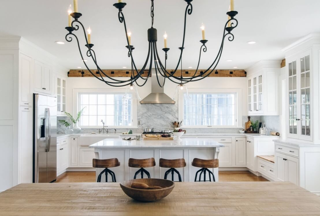 The Working Kitchen, Ltd., photography by Vicki Bodine