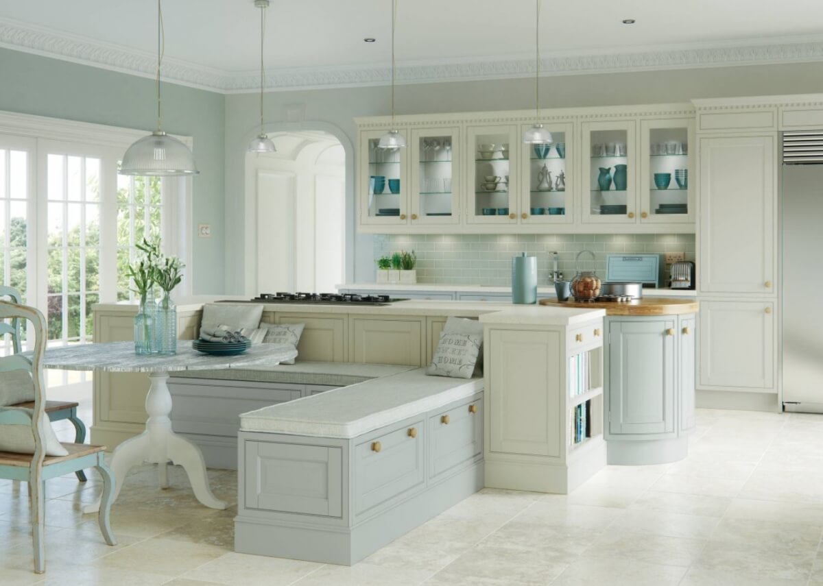 Design by Chantry Kitchens in Harrogate, UK