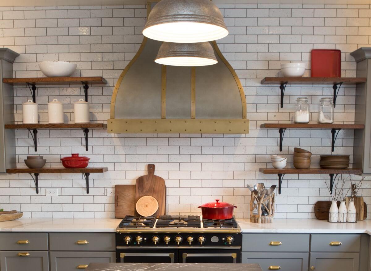 Dura Supreme Cabinetry, kitchen design by Michelle Lecinski of The Advance Design Studio.