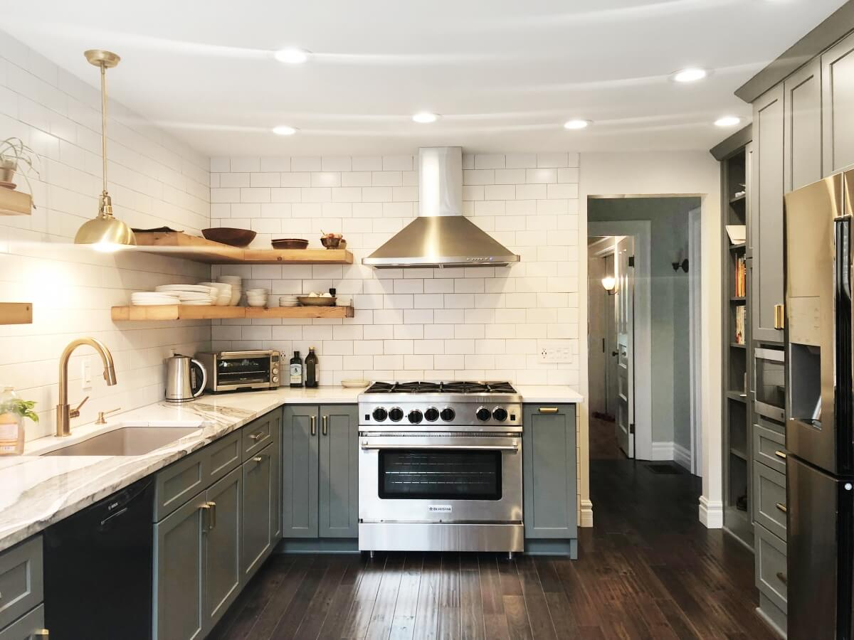 Kitchen Design by Jon Tober of Artisan Kitchens & Baths featuring Dura Supreme Cabinetry.