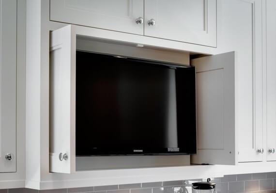 Dura Supreme Cabinetry, Pocket Door Hinging