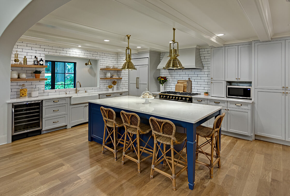 This new construction home features Dura Supreme Cabinetry shown in the