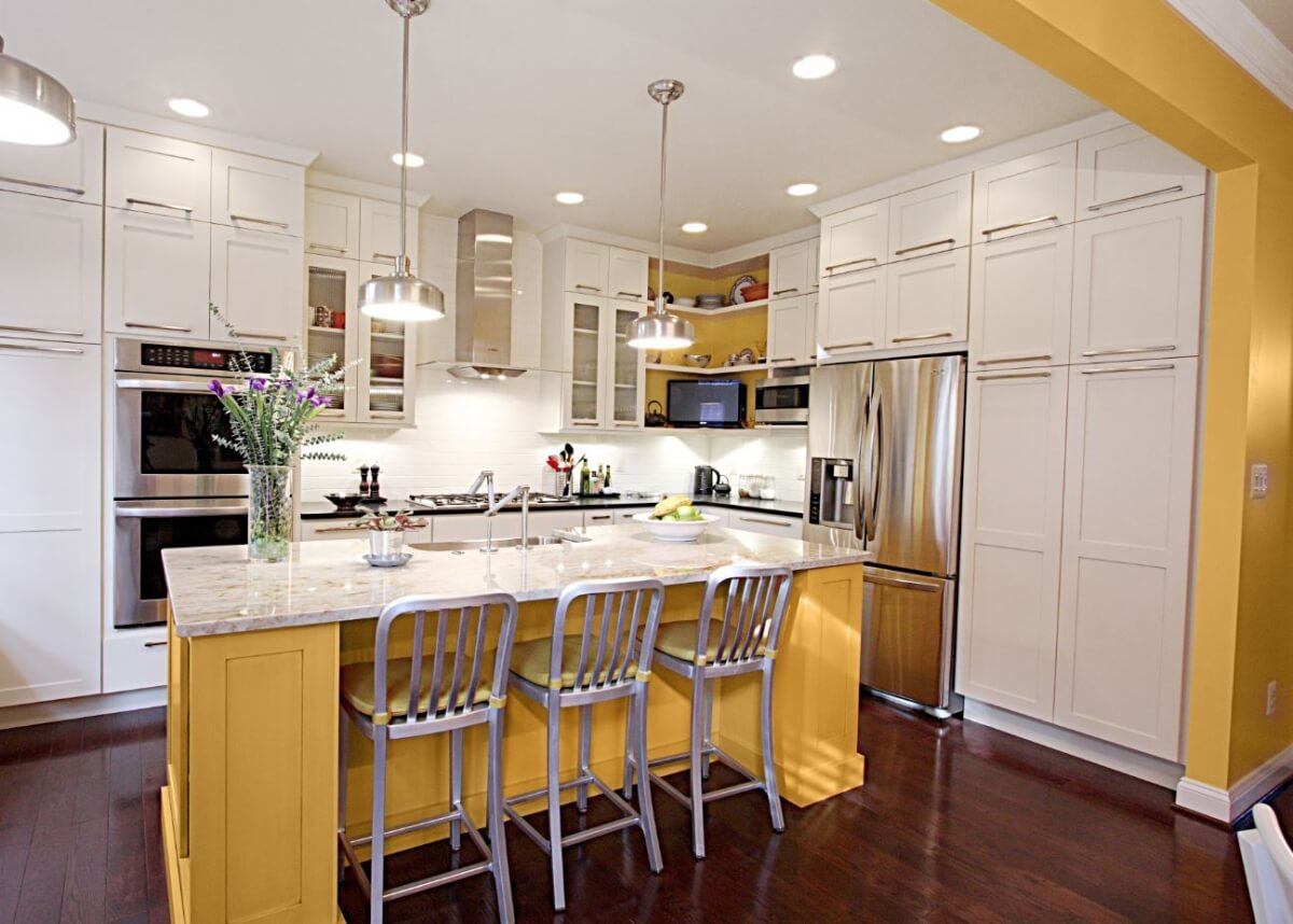 Personal Paint Match, Dura Supreme Cabinetry, by NVS Kitchen and Bath, Virginia.