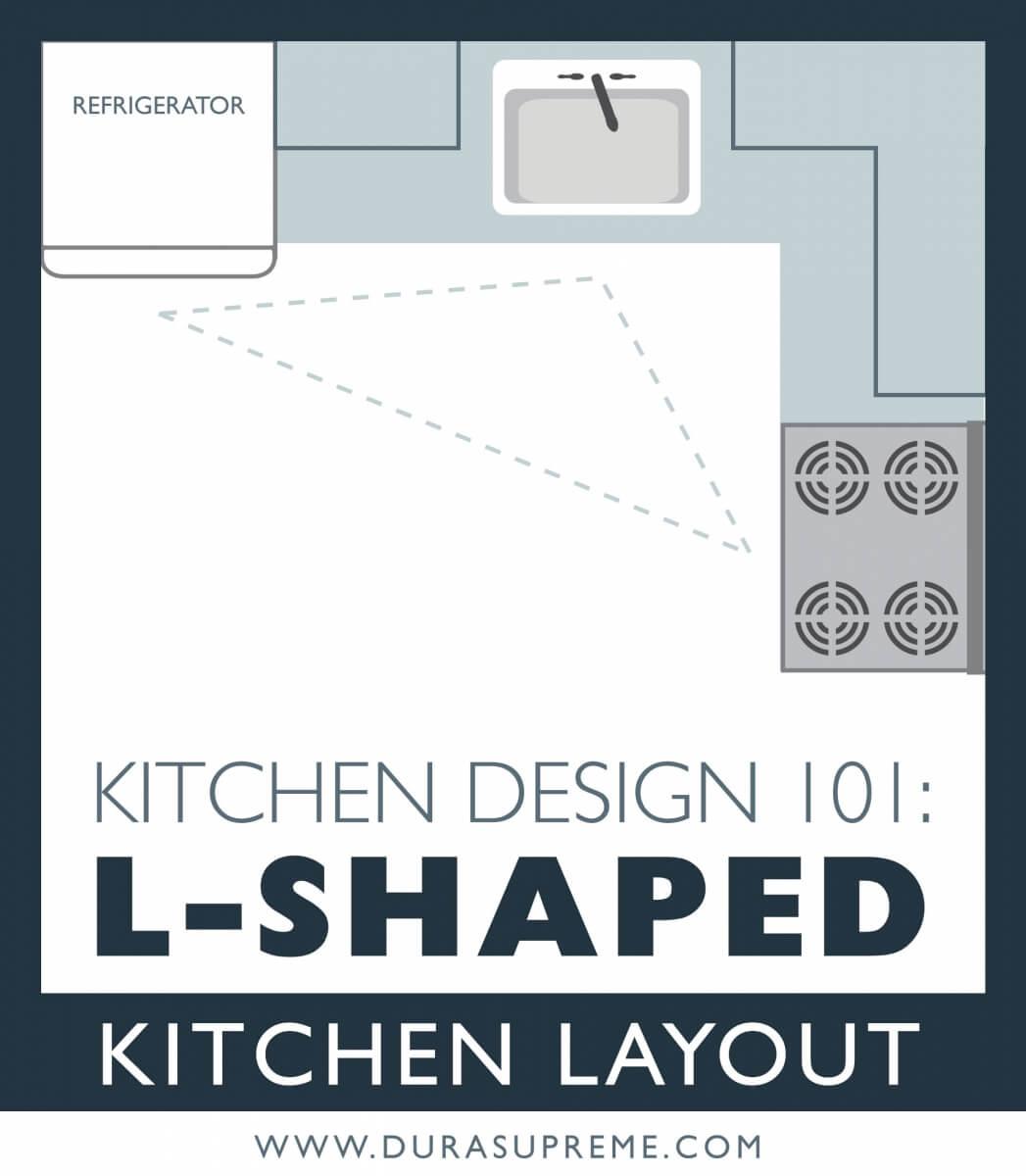 L-Shaped Kitchen Layout design tips