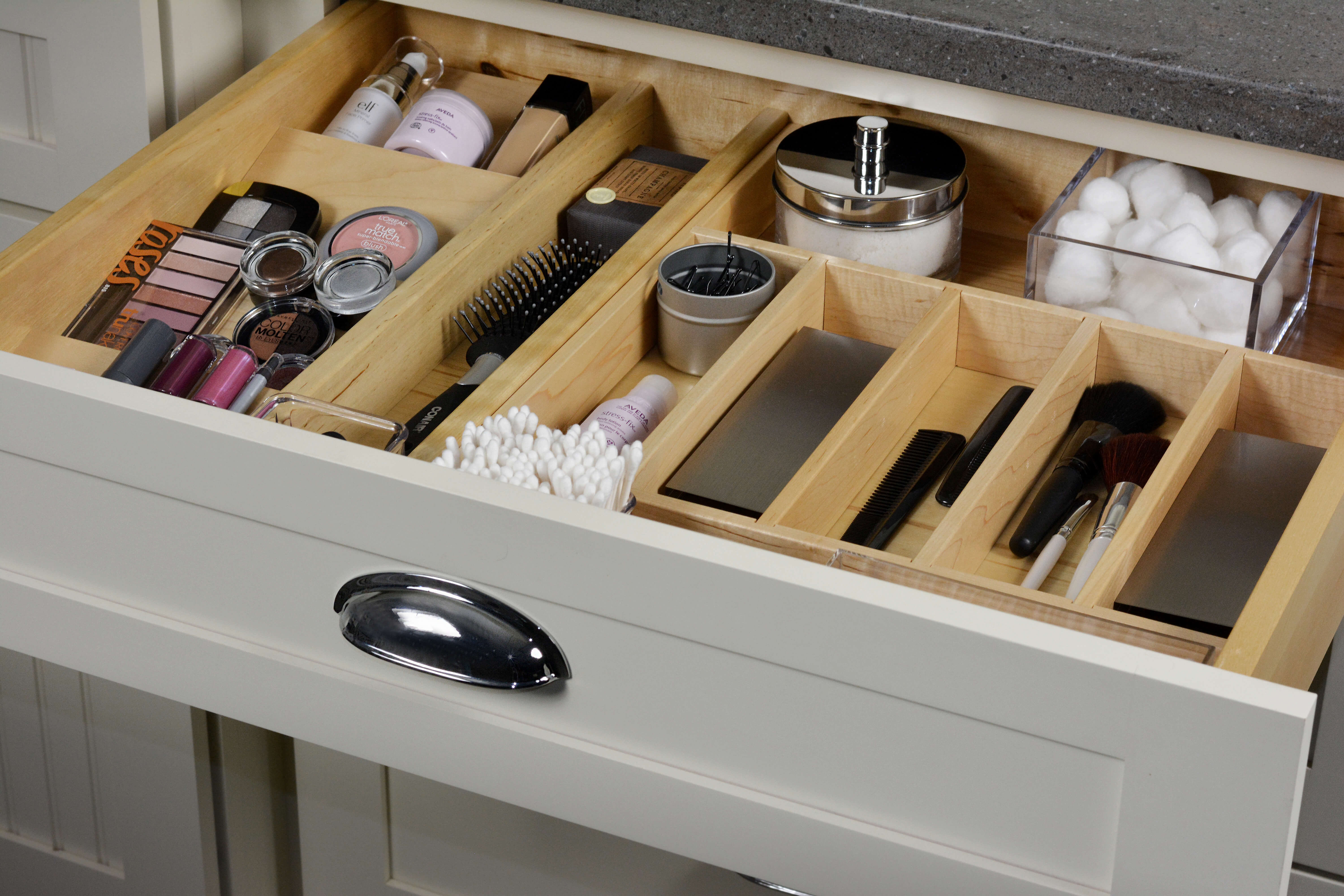 Cutlery Divider Tray, Spice Rack, and Partitions (For Other Rooms)