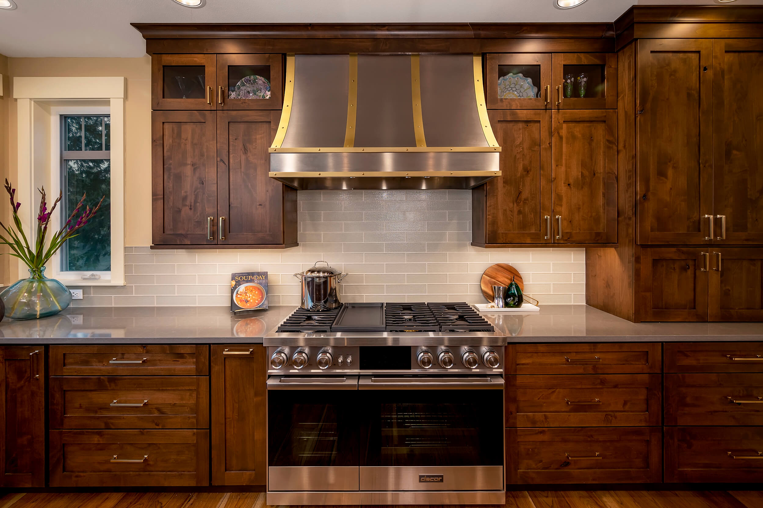 Knotty And Nice Explore The Options With Knotty Alder Cabinetry Dura Supreme Cabinetry