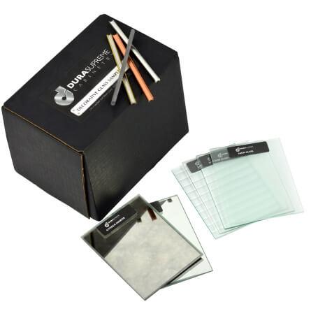 Decorative Glass Sample Kit