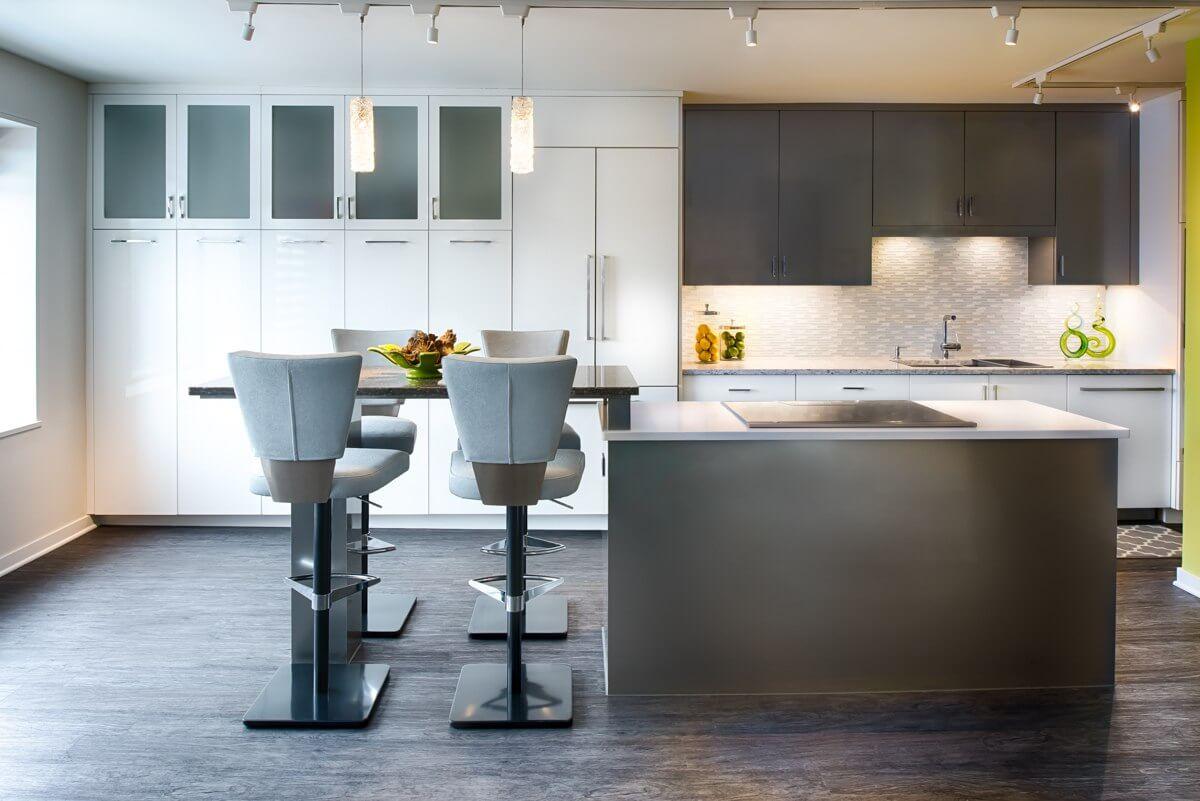 Dura Supreme Cabinetry design by Studio M Kitchen & Bath, Plymouth, MN.