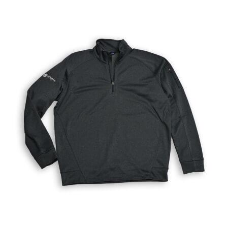 Men's 1/4 Zip Lightwight Fleece Pullover Jacket- Additional Color Options