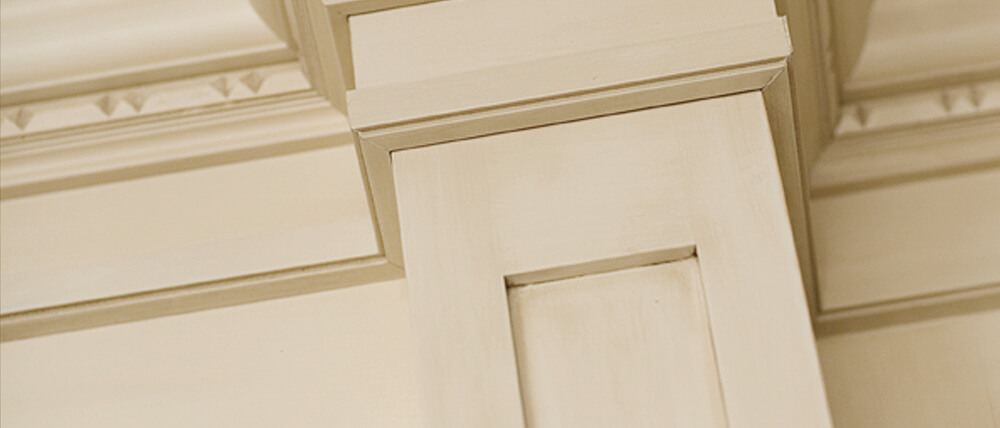Dura Supreme Cabinetry shown with the