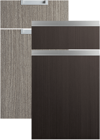 Integrated Cabinet Pulls from Dura Supreme Cabinetry