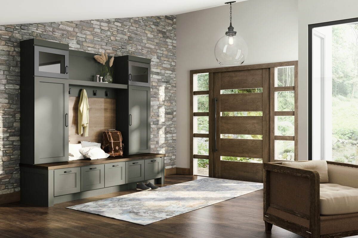 Dura Supreme Cabinetry shown