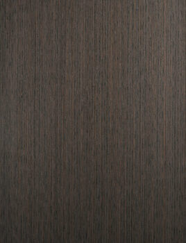Shale Exotic Veneer Cabinets from Dura Supreme Cabinetry. Kitchen cabinet wood material options.