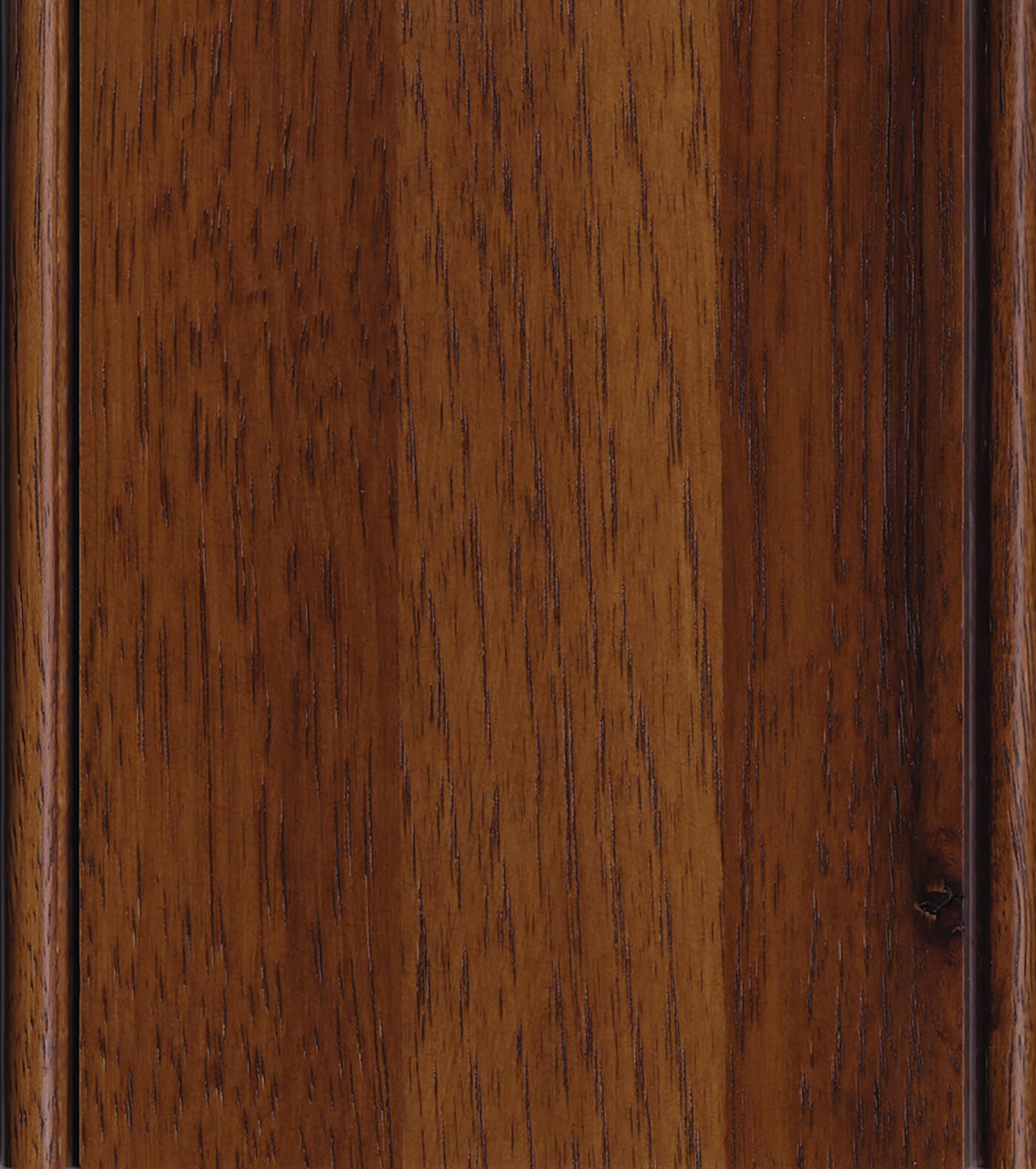 Allspice Stain on Hickory or Rustic Hickory