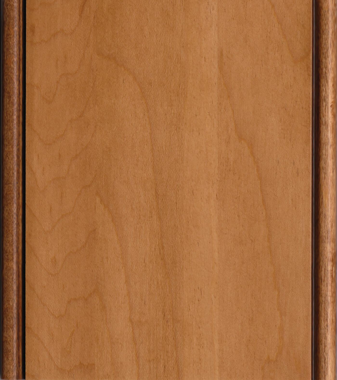 Butternut / Coffee Glaze Stain/Glaze on Maple