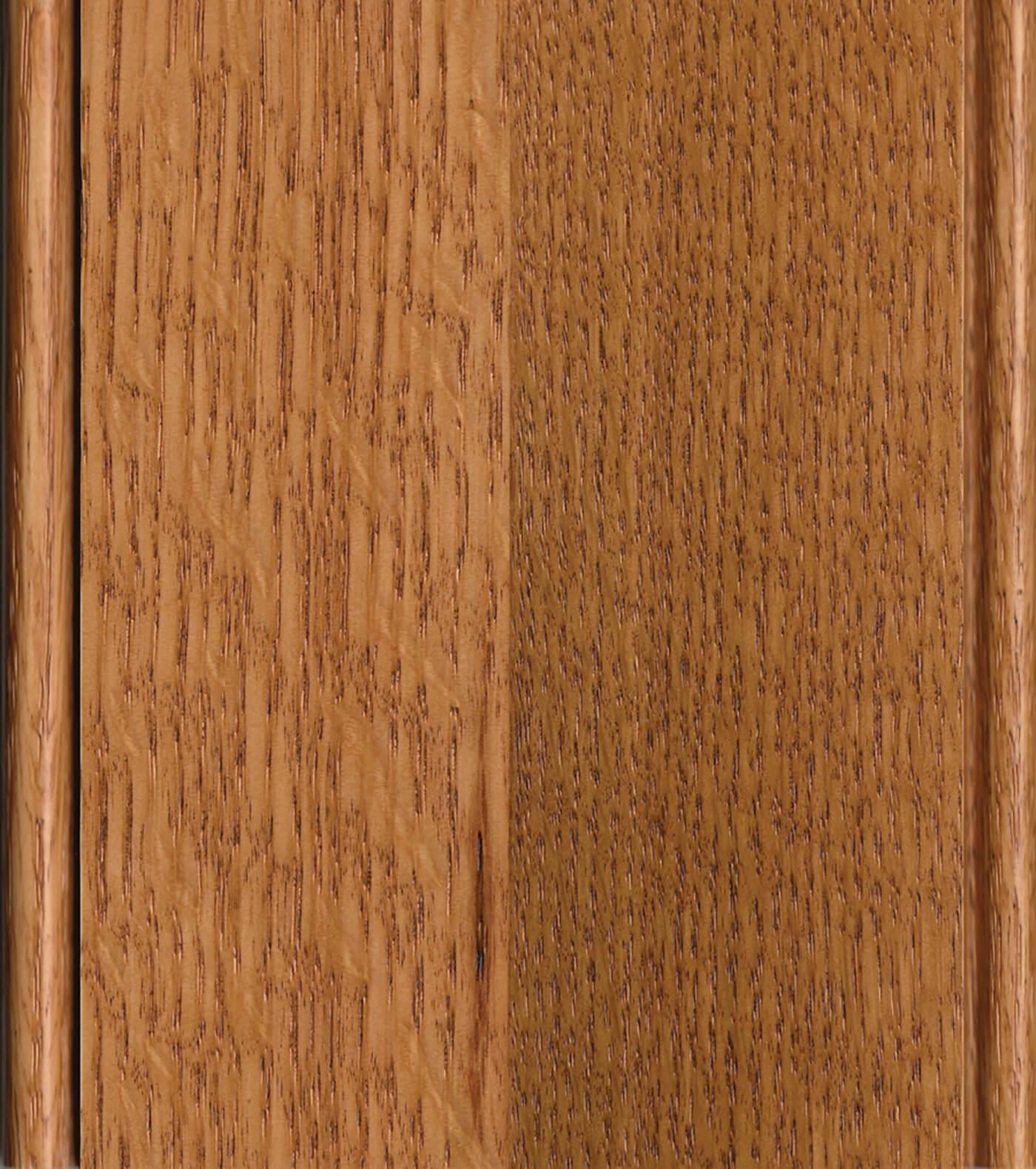Butternut Stain on Red Oak or Quarter-Sawn Red Oak