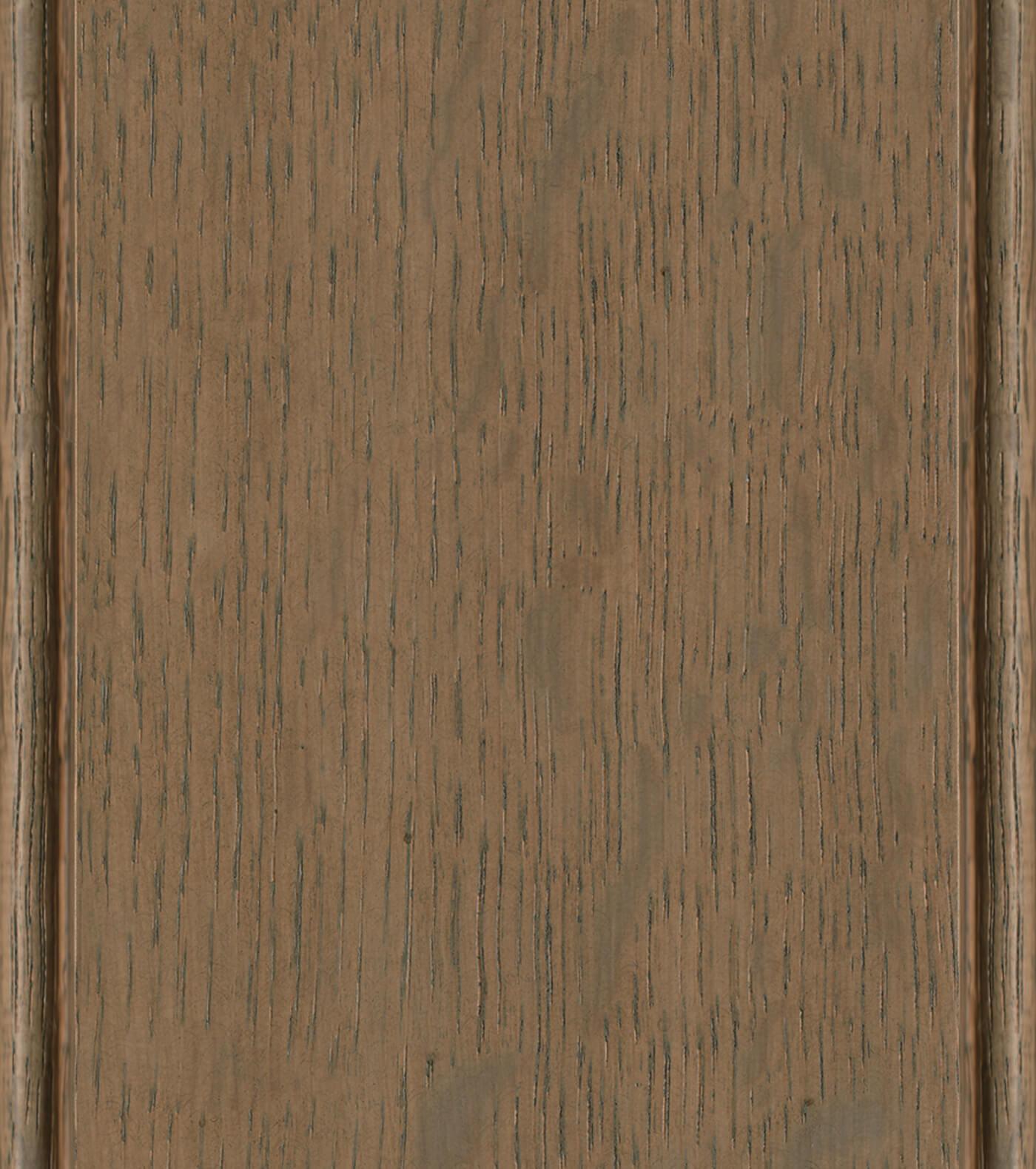 Cashew Stain on Red Oak or Quarter-Sawn Red Oak