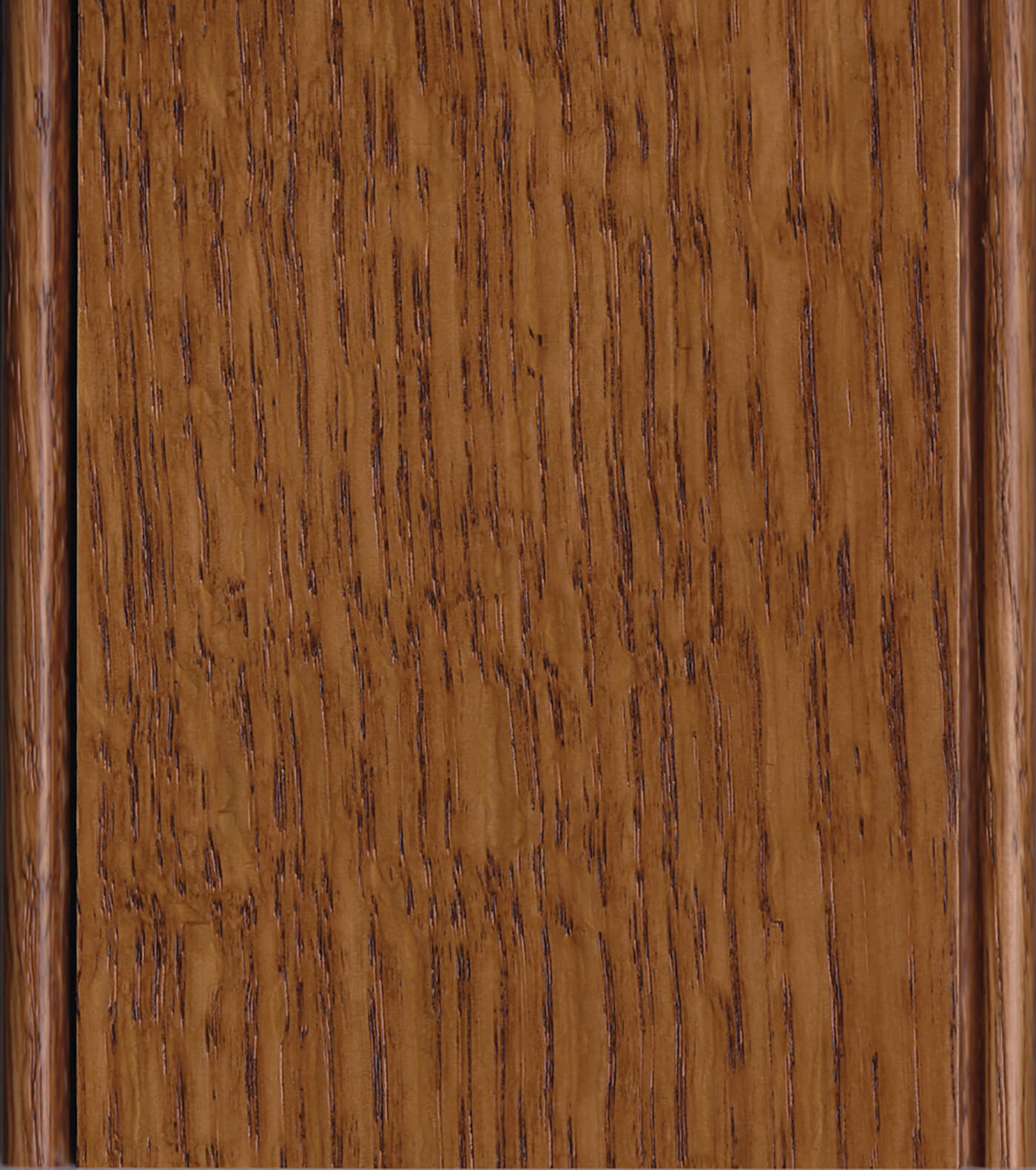 Clove Stain on Red Oak or Quarter-Sawn Red Oak
