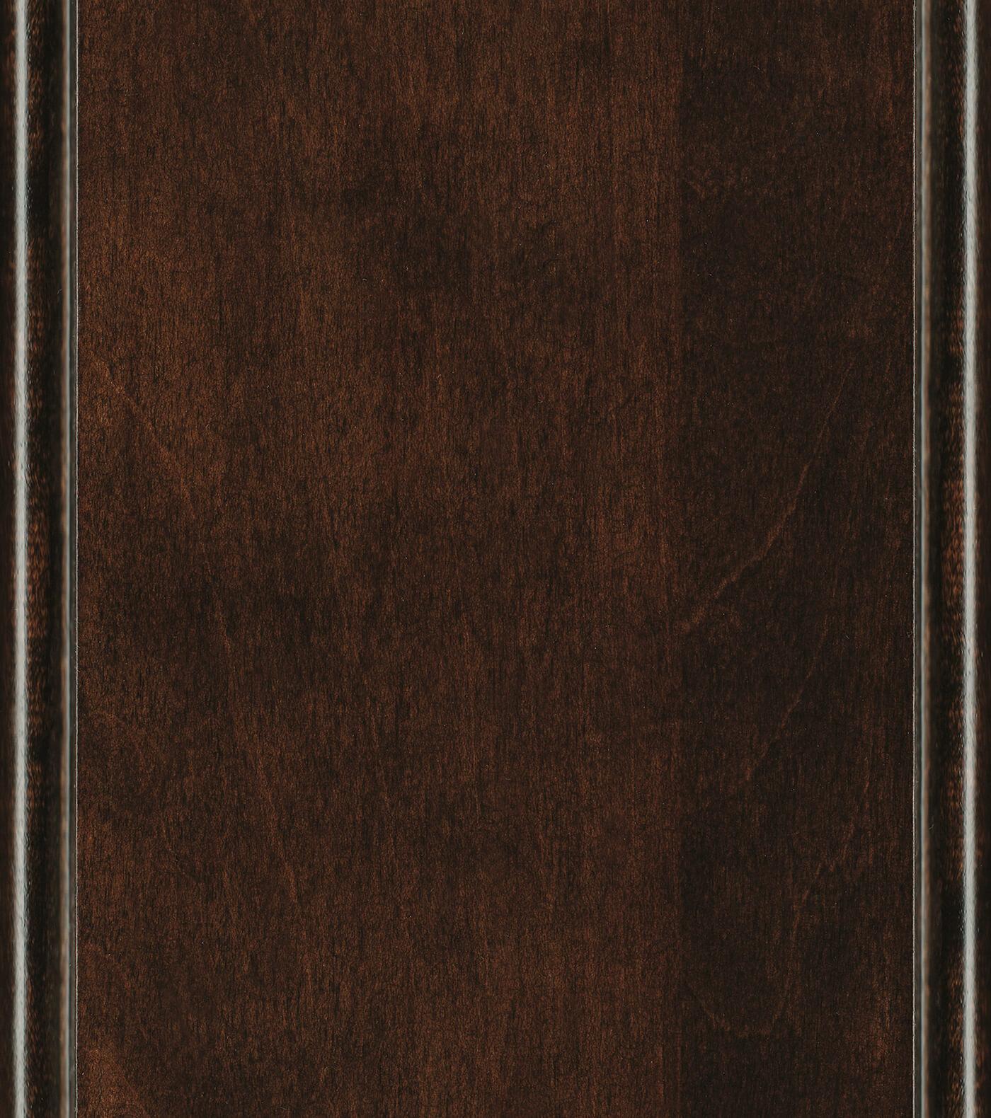 Java Stain on Maple