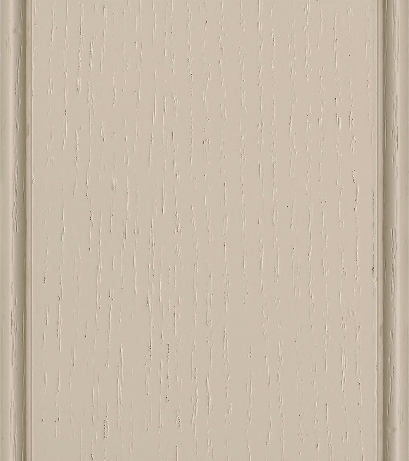 Latte Paint on Red Oak or Quarter-Sawn Red Oak