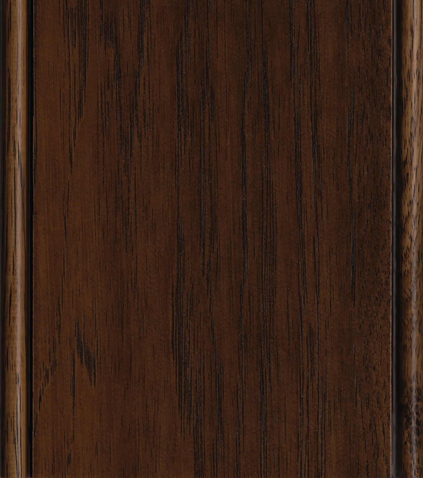 Mocha Stain on Hickory or Rustic Hickory