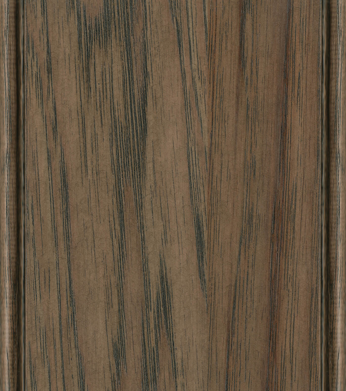 Morel Stain on Hickory or Rustic Hickory