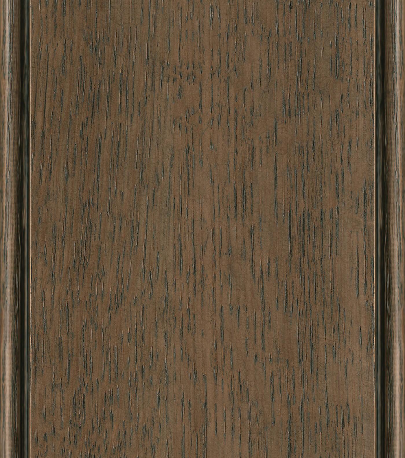 Morel Stain on Red Oak or Quarter-Sawn Red Oak