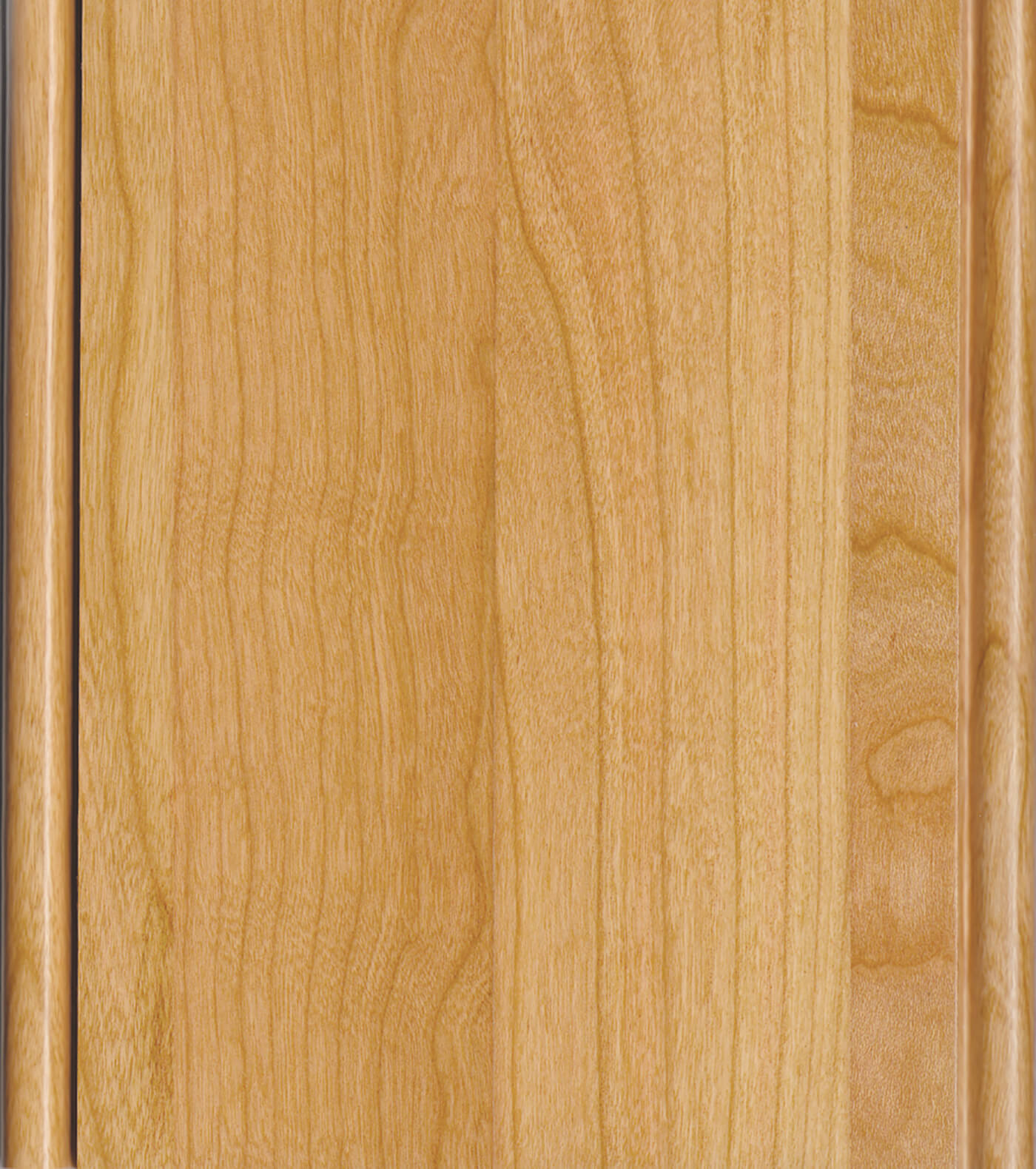 Natural Finish on Cherry
