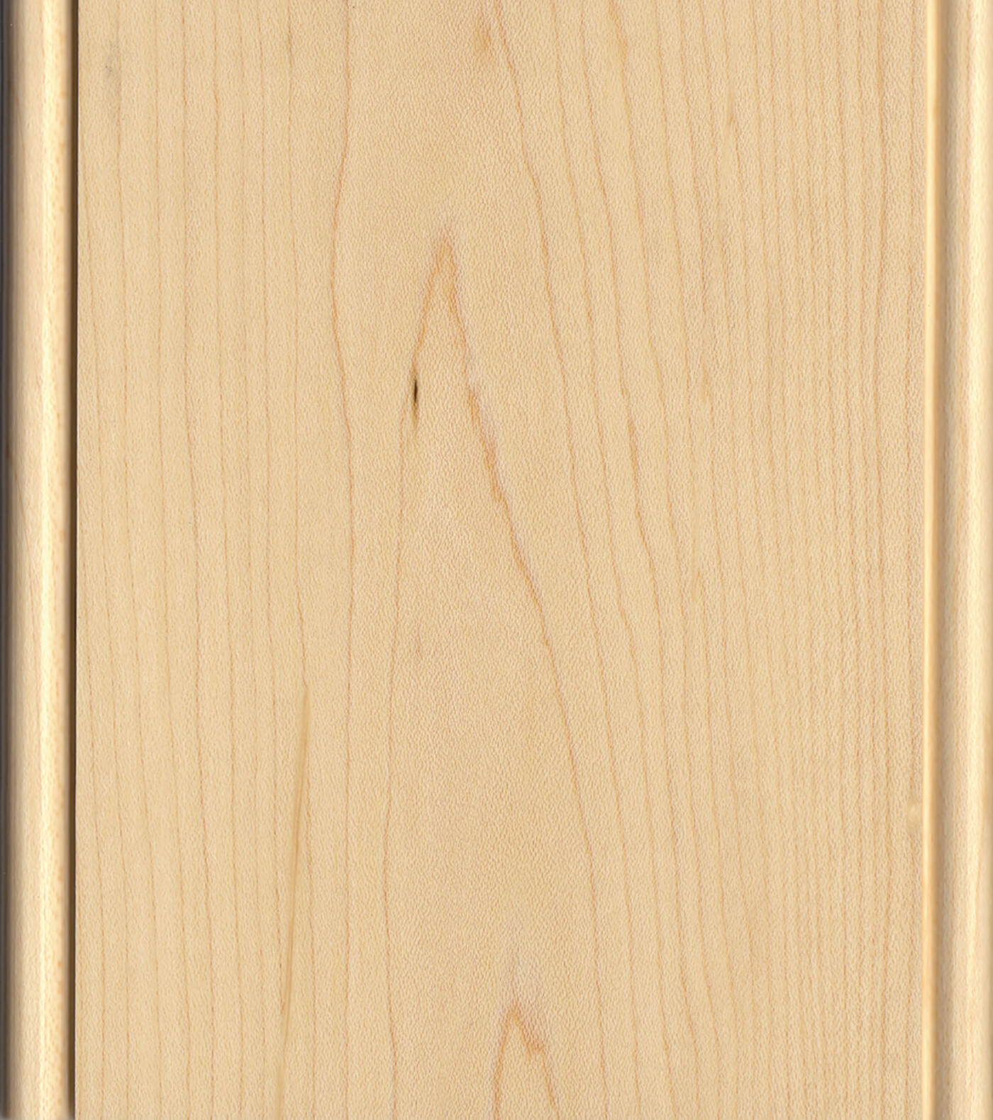 Natural Finish on Maple