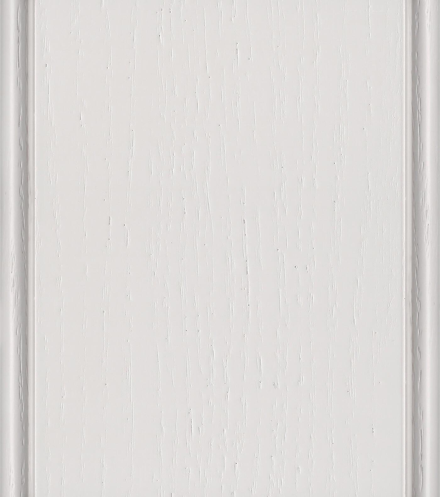 Pearl Paint on Red Oak or Quarter-Sawn Red Oak