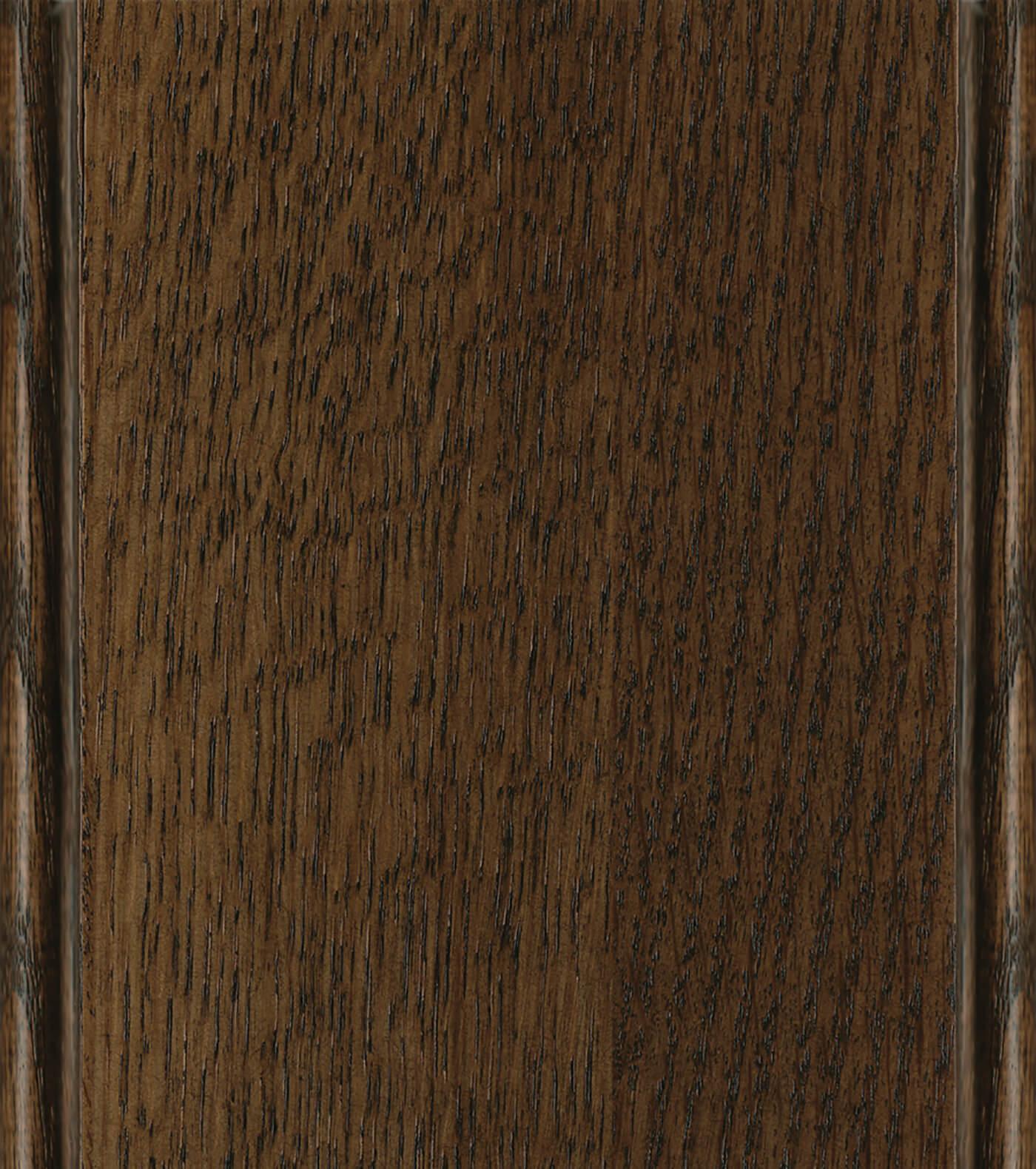Praline Stain on Red Oak or Quarter-Sawn Red Oak