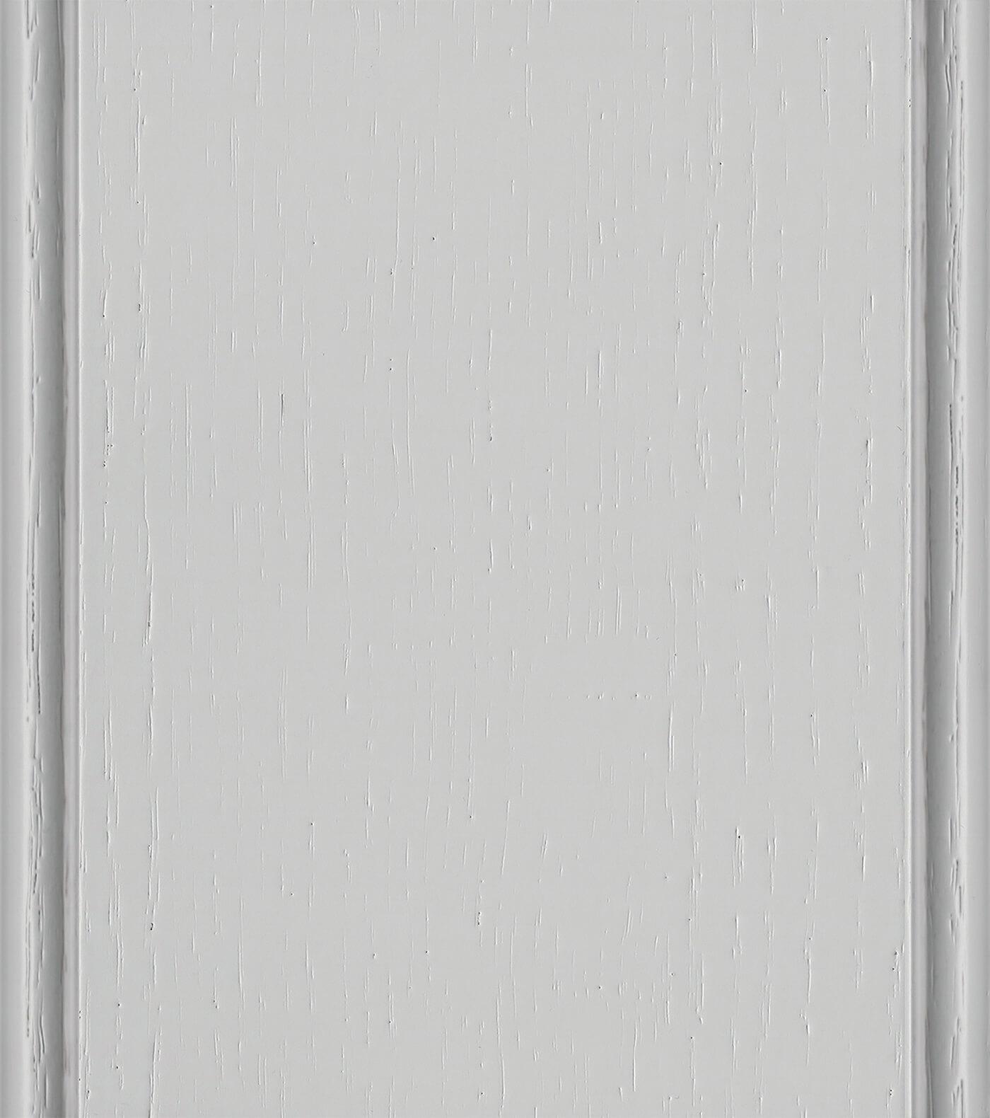 Silver Mist Paint on Red Oak or Quarter-Sawn Red Oak