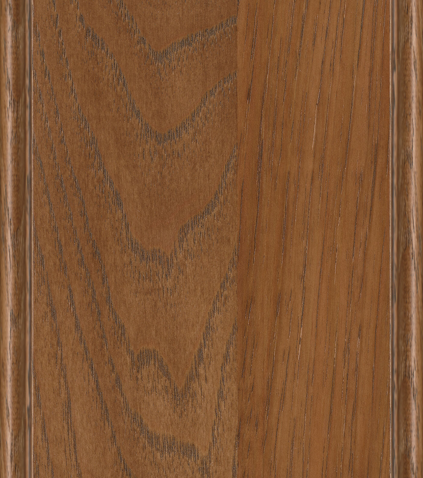 Toast Stain on Hickory or Rustic Hickory