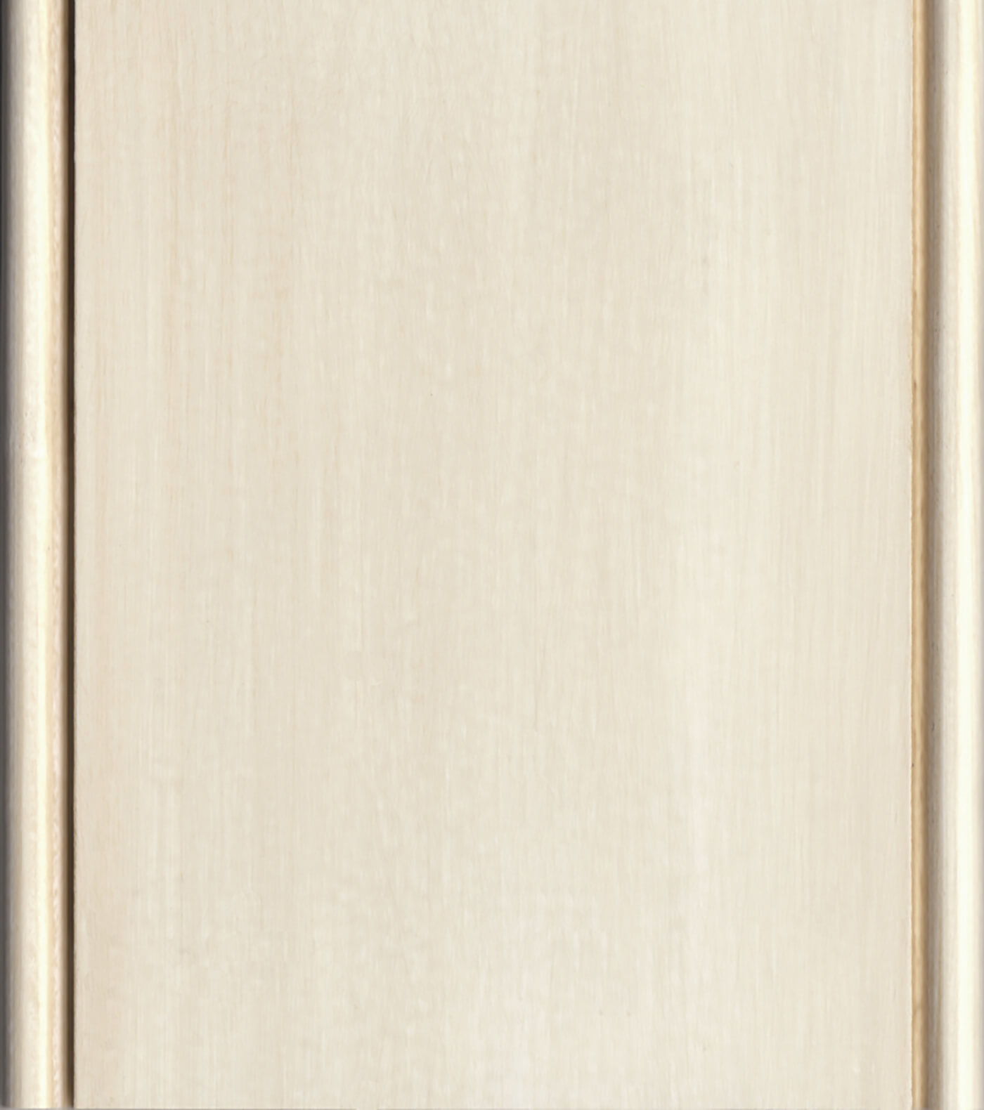 White / Espresso Paint/ Glaze Finish on Paintable