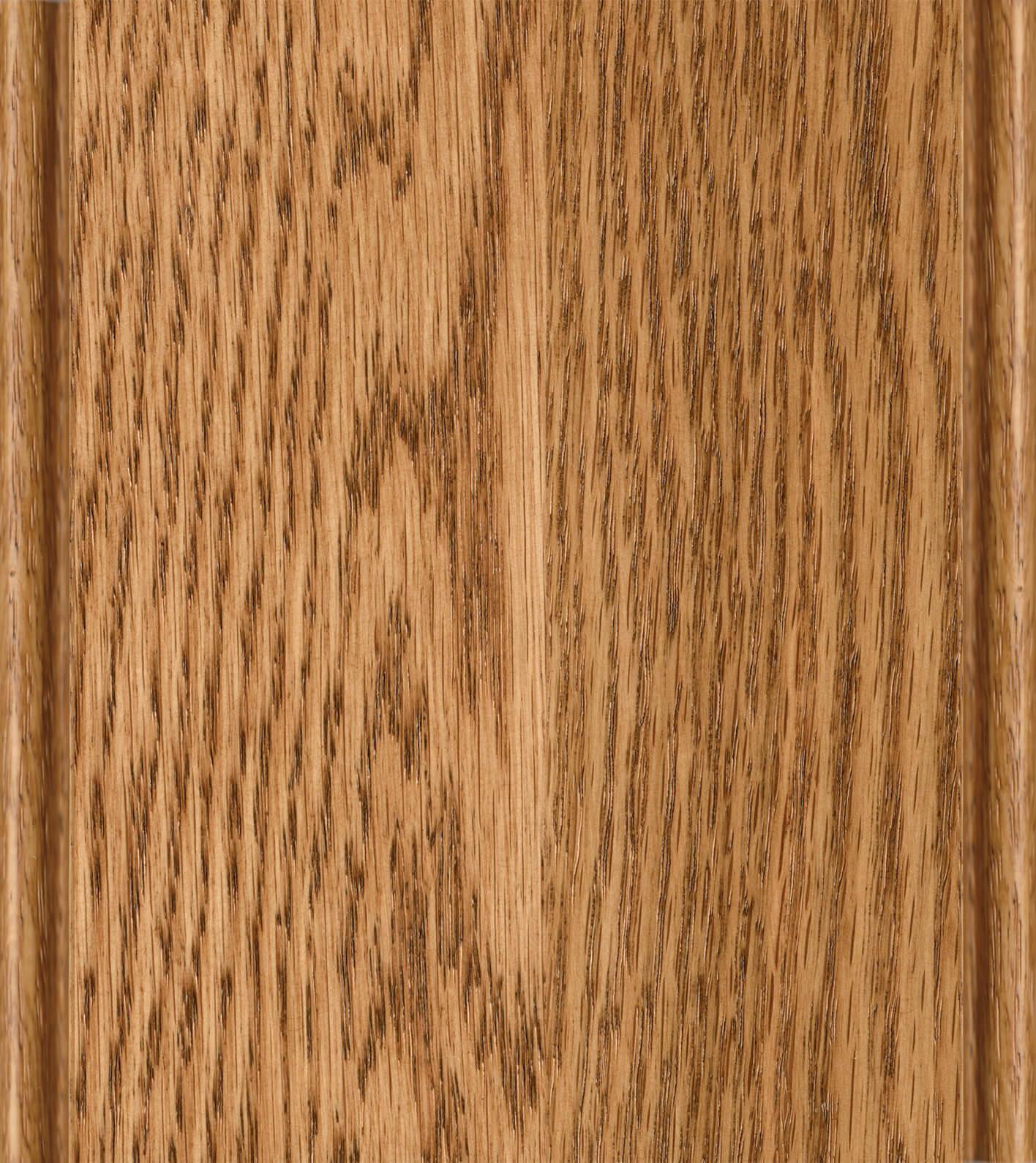 Butternut Stain on Red Oak