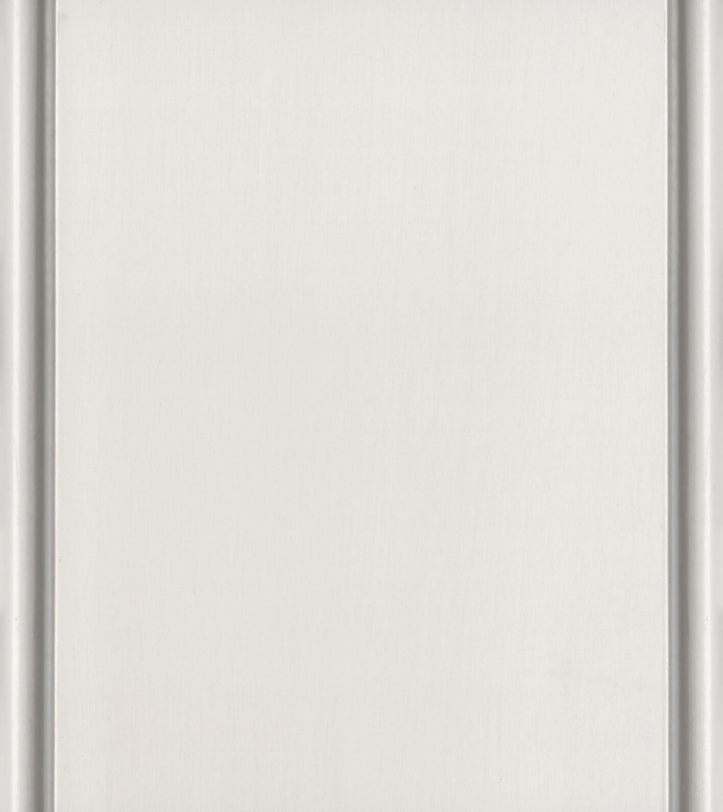 Linen White / Platinum Paint / Glaze Finish on Paintable