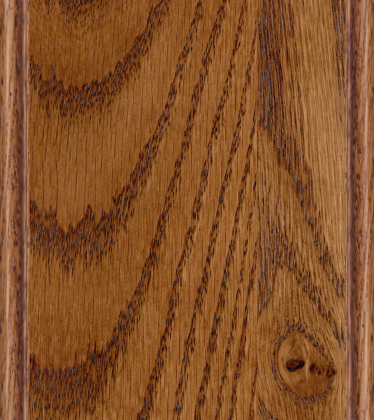 Mission Stain on Red Oak