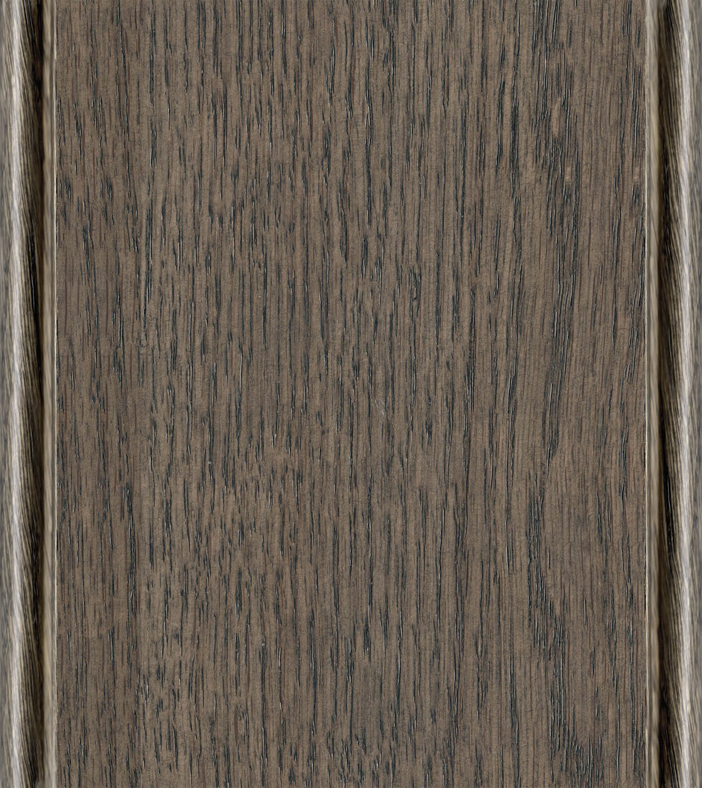 Pebble Stain on Red Oak