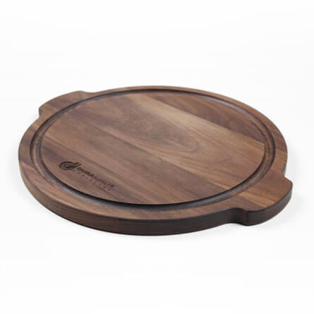 Walnut Round Cutting Board