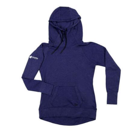 Women's Triblend Pullover Hoodie