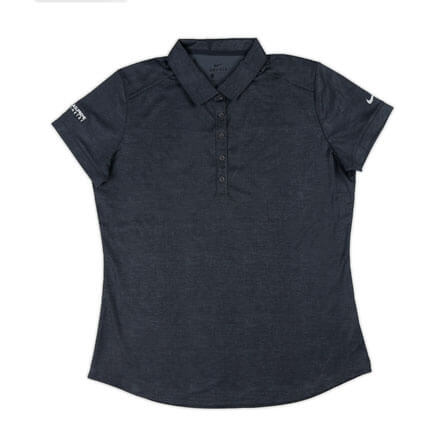 Women's Nike Dri-FIT Crosshatch Polo - Additional Color Options