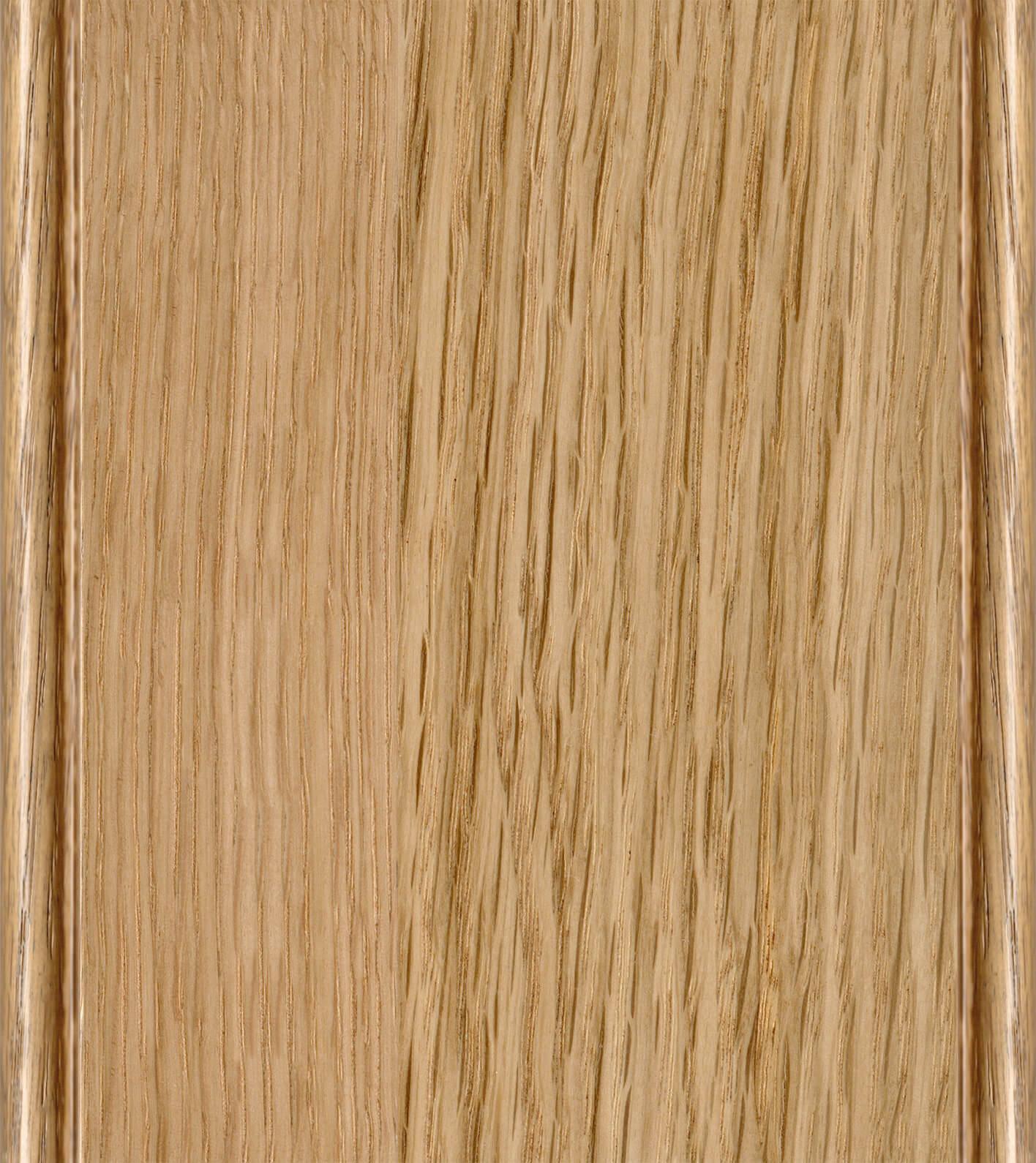 Natural Stain on Quarter-Sawn White Oak