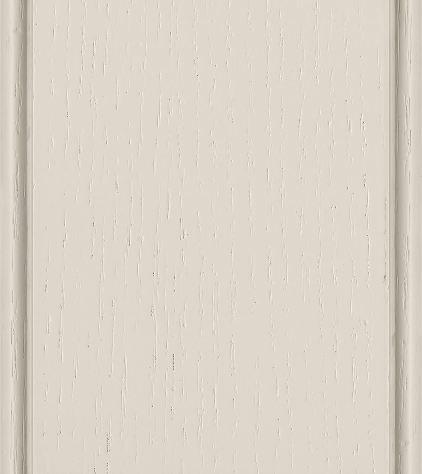 Putty Paint on Red Oak